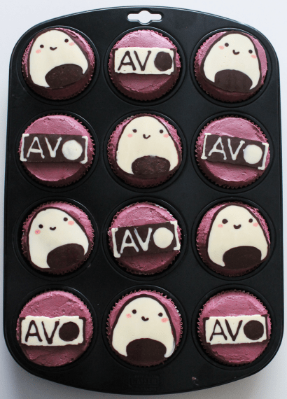 By MunchMunchies to celebrate AVO's 14th birthday