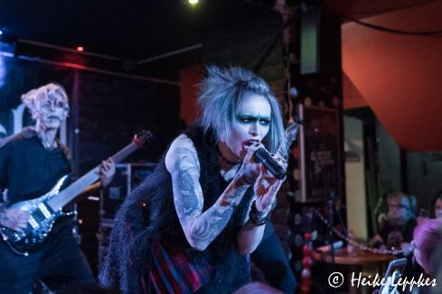 KULT on TOUR: Alternative V-Rock Invasion Chapter II | Photography by Heike Leppkes