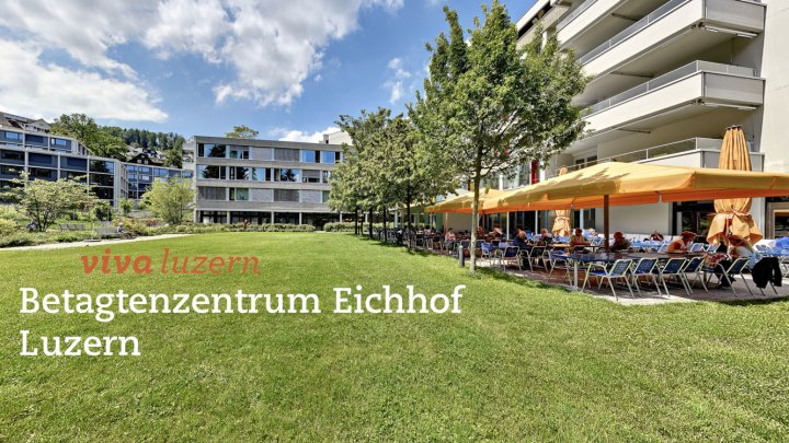 Cover picture for the Virtual Tour of Viva luzern