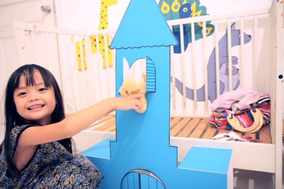 Rapunzel Castle Tower