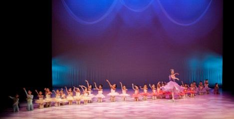 The Butterfly Dance from GIselle