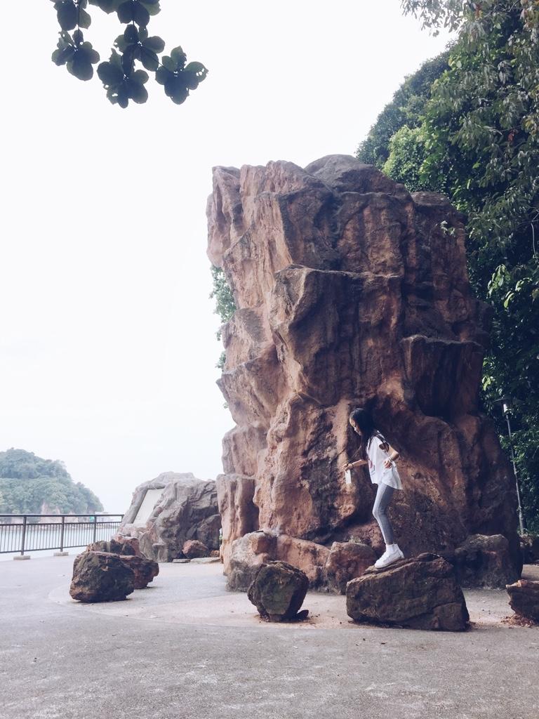 at the Batu Berlayar