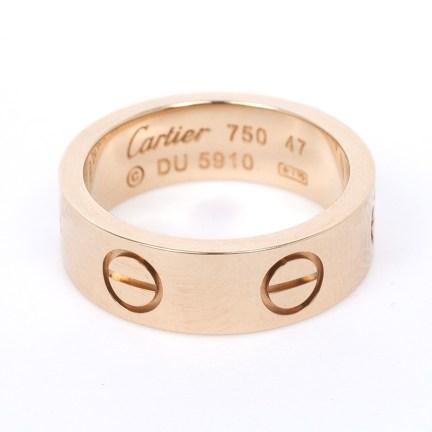 love ring cartier