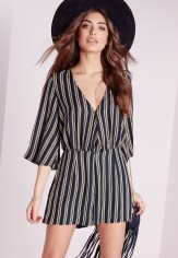 crepe playsuit