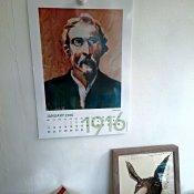 Rod Coyne 1916 Calendar in Dublin
