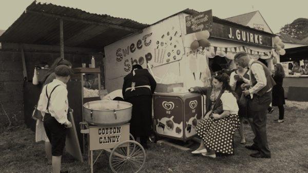 Hollywood Fair 2015 Vintage Sweet Shop