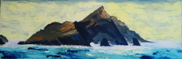 """""""Atlantic Static"""" as featured by Ros Drinkwater for the Sunday Business Post."""