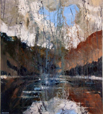 """""""Upper Lake, Glendalough"""" as featured by Ros Drinkwater for the Sunday Business Post."""