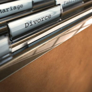 documents pour le divorce