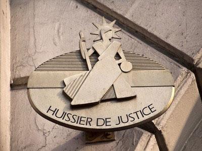 huissier de justice et divorce