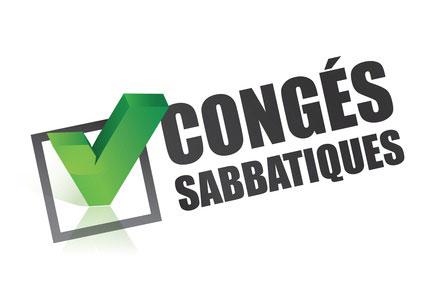 congés sabbatiques