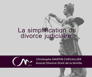 Reforme du divorce vers un divorce plus simple