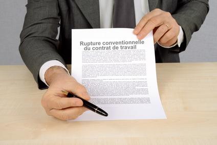 Rupture conventionnelle du contrat de travail Avocat nice