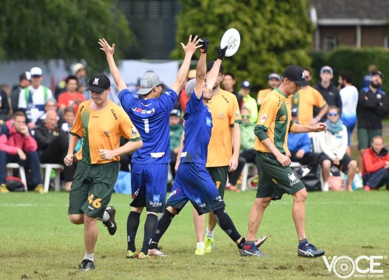 Semi-Finals Mens Japan vs Australia