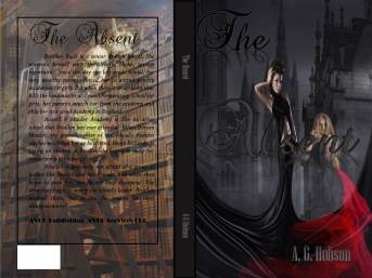 The Absent finsihed cover