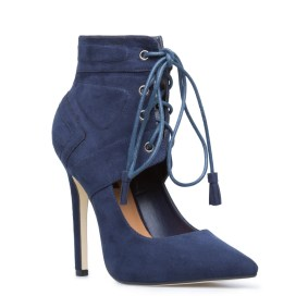 Felina : Denim pump to die for