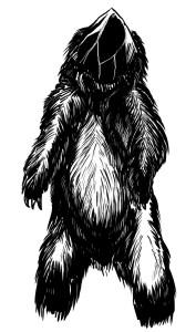 obelisk bear
