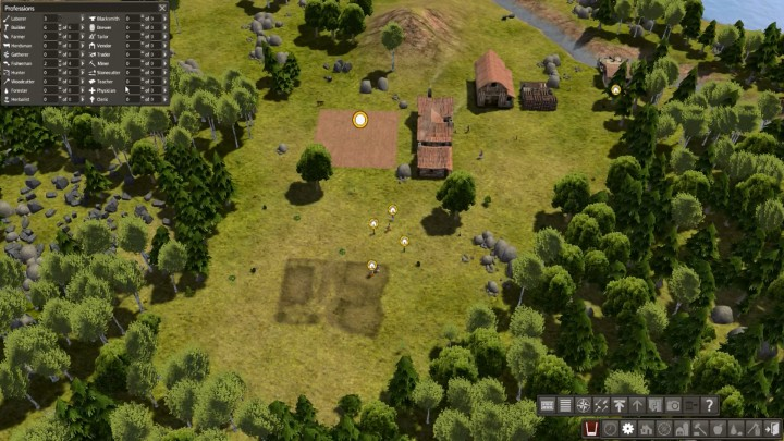 Building and Preparing for Winter in Banished