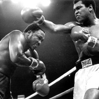 Muhammad Ali vs Joe Frazier