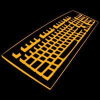 Keyboard logo