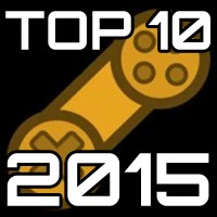 Avoiderdragon's Top 10 Games of 2015