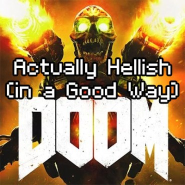 DOOM (2016) review | Avoiderdragon