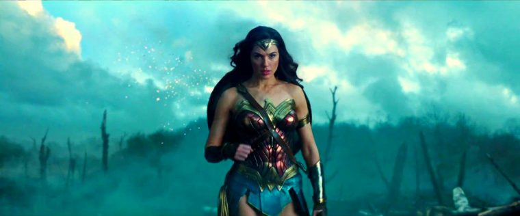 Wonder Woman — Screenshot 03