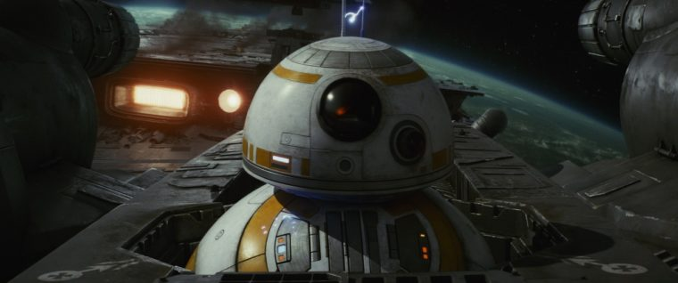 Star Wars: The Last Jedi — BB-8