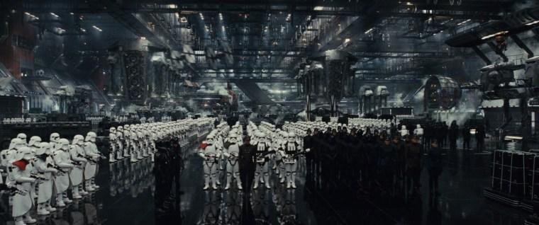 Star Wars: The Last Jedi — First Order