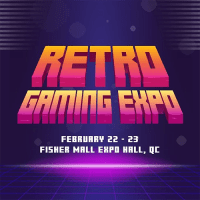 Retro Gaming Expo 2019