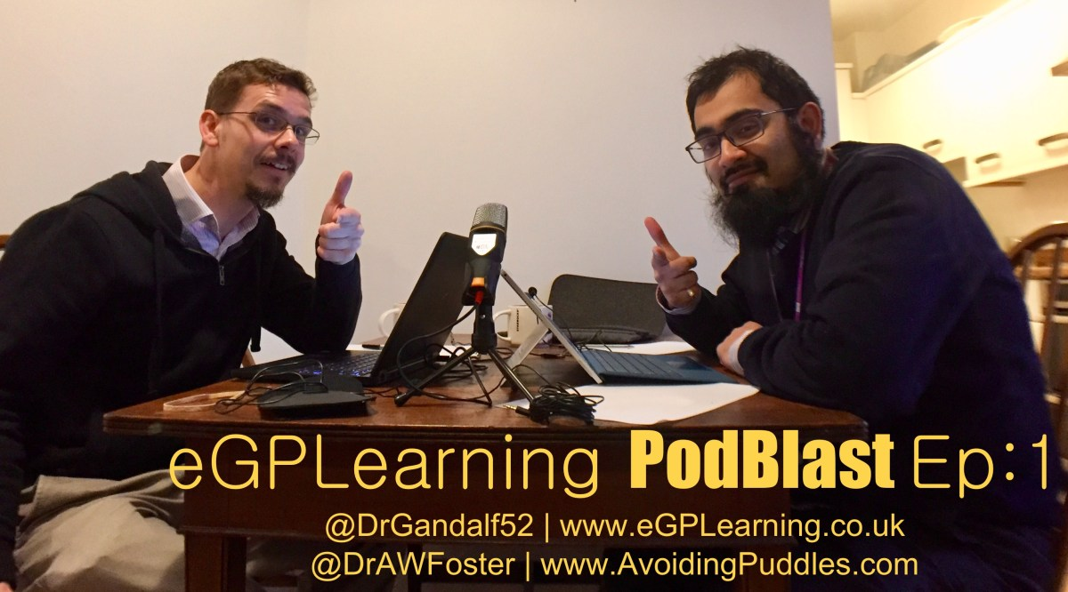 Introducing… eGPLearning PodBlast Episode 1