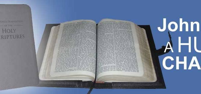 John 17:3 A Huge Change in Translation