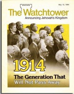 1984 Watchtower Cover