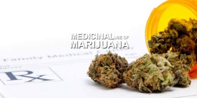 Medicinal use of Marijuana