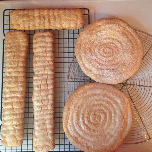 Charlotte biscuit cuiller