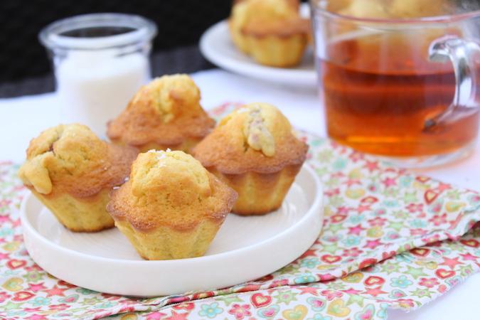 Gâteau au yaourt framboise noix de coco