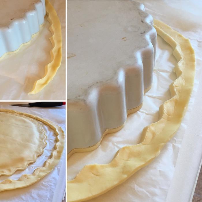 Galette des rois crème d'amande