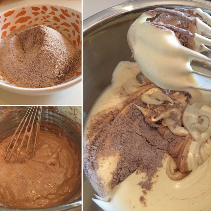 Génoise cacao