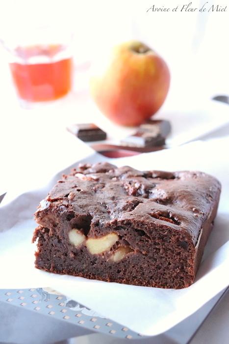 Gâteau moelleux au chocolat (sans lactose, sans matière grasse)