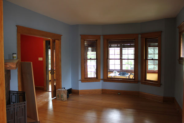 Painting Bedrooms At Ben And Allisons New House