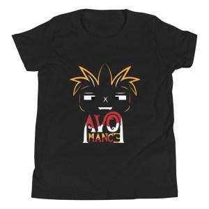 Avomance Child's Short Sleeved Designer T-Shirt