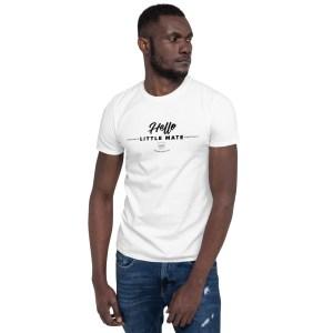 Hello Little Mate T-Shirt – White