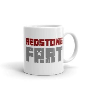 Redstone Fart Mug