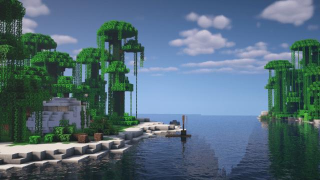 QuarryCraft Minecraft SMP server