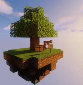 Free skyblock island