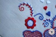 japoneira/cameleira Viana Embroidery