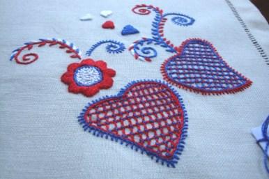 corações grandes Viana