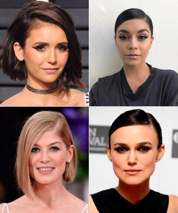 Пробор на голове у женщин: какой выбрать по типу лица ...