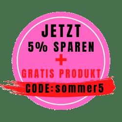 5 Prozent Rabatt Code