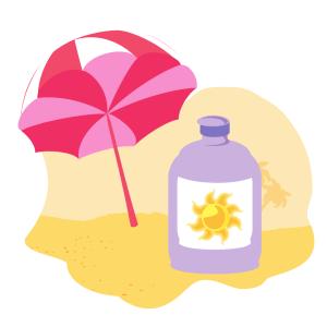 Sonnenschutz & Selbstbräuner